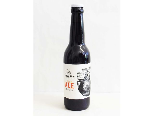 Arvarus Red Ale 33cl