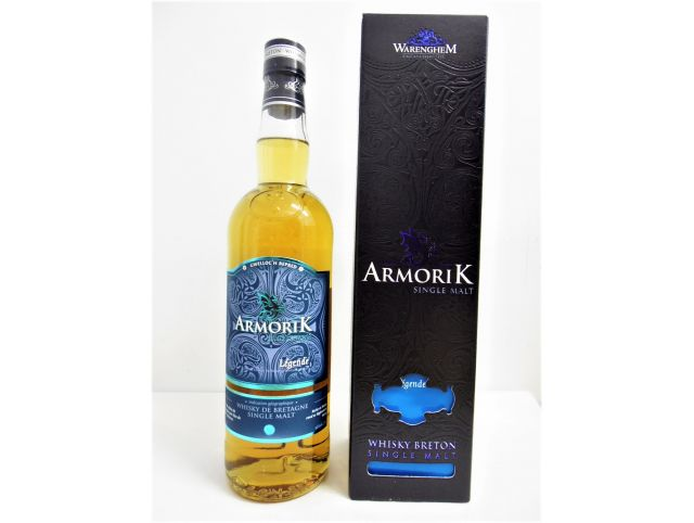 Whisky Armorik Légende Single Malt - Distillerie Warenghem
